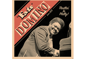 Fats Domino - Thrillin' In Philly Live 1973 [CD]