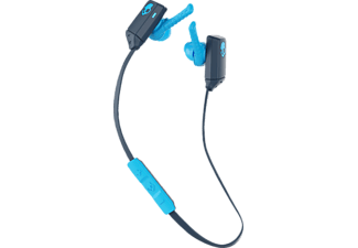 SKULLCANDY XTFREE, In-ear Kopfhörer, Bluetooth, Blau