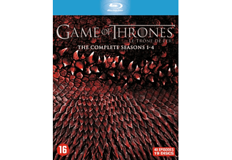 Game Of Thrones - Seizoen 1 t/m 4 | Blu-ray