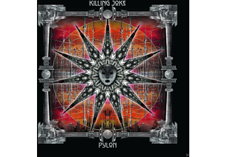 Killing Joke Pylon CD