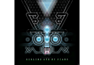 Phillax - Goblins Ate My Piano [CD]