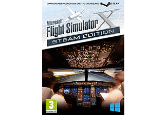Flight Simulator X & Discover Europe Bundle PC