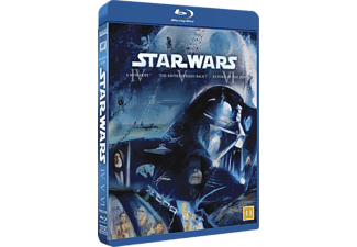 Star Wars The Original Trilogy Box Science Fiction Blu-ray
