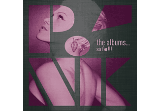 P!nk - The Albums...So Far!!! | CD