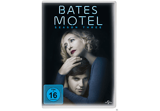 Bates Motel - Staffel 3 [DVD]