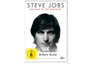 Steve Jobs: The Man in the Machine - (DVD)