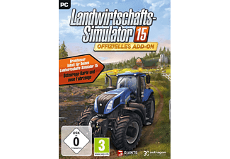 Landwirtschafts-Simulator 15 ofizielles Add-On - PC