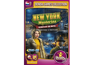 New York Mysteries - Secrets Of The Mafia (Collector's Edition) | PC
