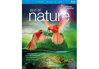 Best Of Nature Box | Blu-ray
