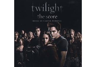Burwell Carter - Twiligh (The Score) - (CD)