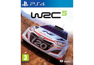 WRC 5 | PlayStation 4