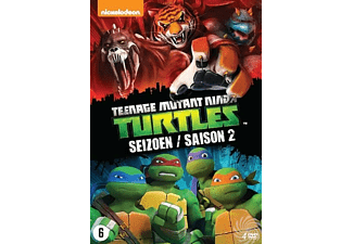 Teenage Mutant Ninja Turtles - Seizoen 2 | DVD