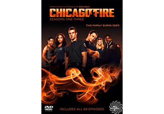Chicago Fire - Seizoen 1-3 | DVD