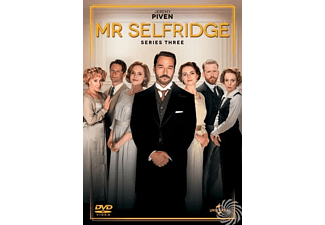 Mr Selfridge - Seizoen 3 | DVD