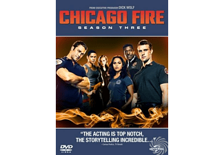 Chicago Fire - Seizoen 3 | DVD