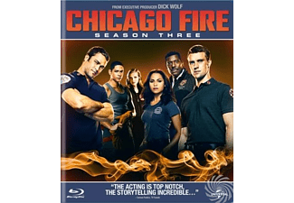 Chicago Fire - Seizoen 3 | Blu-ray