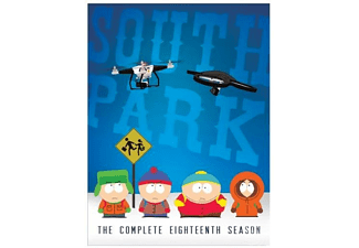 South Park - Seizoen 18 | DVD