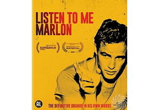 Listen To Me Marlon | Blu-ray