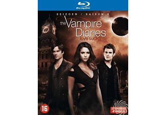 The Vampire Diaries - Seizoen 6 | Blu-ray