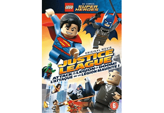 Lego DC Super Heroes - Justice League Attack Of The Legion Of Doom | DVD