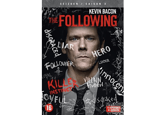 The Following - Seizoen 3 | DVD