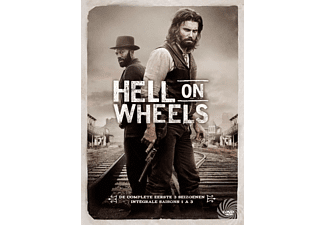Hell On Wheels - Seizoen 1-3 | DVD