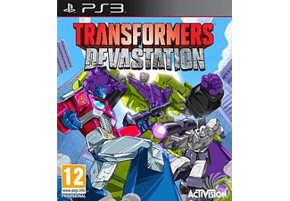 Transformers - Devastation | PlayStation 3