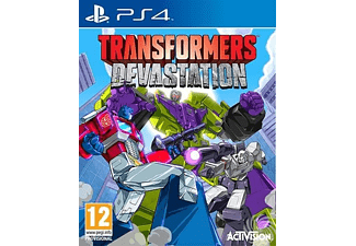 Transformers - Devastation | PlayStation 4