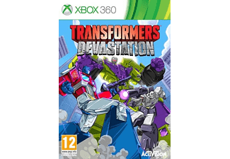 Transformers - Devastation | Xbox 360