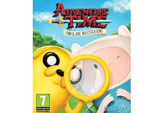 Adventure Time - Finn & Jake Investigations | 3DS