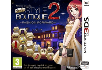 Style Boutique 2 - Fashion Forward | 3DS