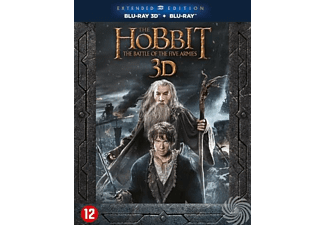 The Hobbit: Battle Of The Five Armies 3D (Extended Edition) | 3D Blu-ray