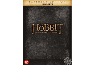 The Hobbit Trilogy (Extended Edition) | DVD