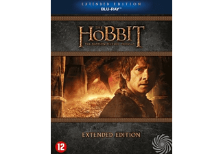 The Hobbit Trilogy (Extended Edition) | Blu-ray