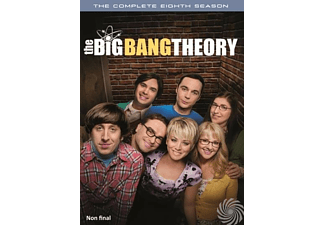 The Big Bang Theory - Seizoen 8 | DVD