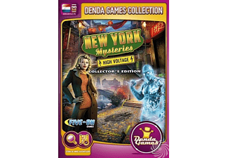 New York Mysteries - High Voltage (Collector's Edition) | PC