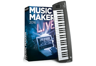 Music Maker 2016 Control + Keyboard
