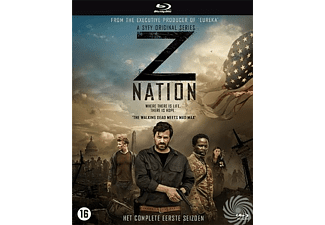 Z-nation - Seizoen 1 | Blu-ray