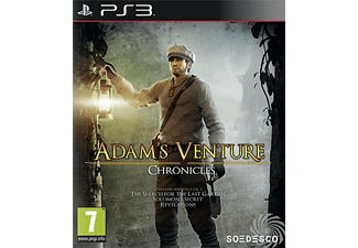 Adam's Venture - Chronicles | PlayStation 3