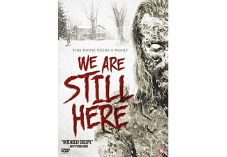 We Are Still Here | DVD
