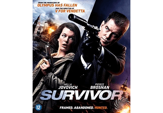 Survivor | Blu-ray