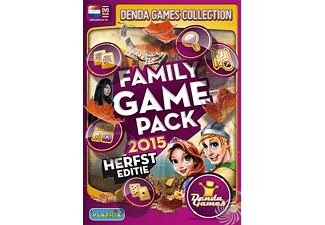 Family Game Pack - Herfst Editie 2015 | PC