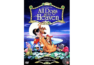 All Dogs Go To Heaven | DVD