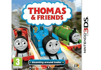 Thomas De Trein & Friends | 3DS