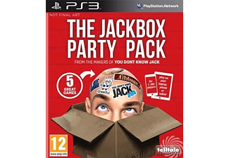 Jackbox Games Party Pack | PlayStation 3