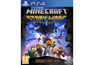 Minecraft - Story Mode | PlayStation 4