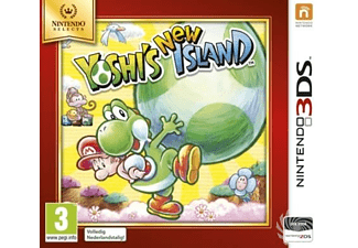 Yoshi's New Island | 3DS