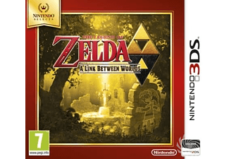 Zelda - A Link Between Worlds | 3DS