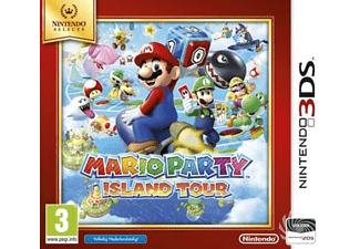 Mario Party - Island Tour | 3DS