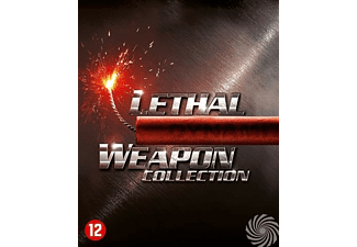 Lethal Weapon 1-4 | DVD